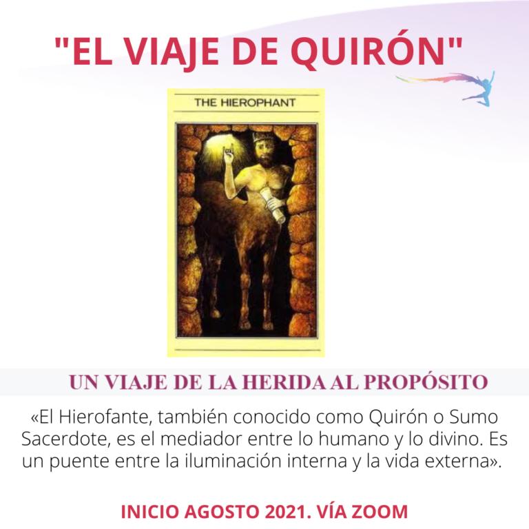EL VIAJE DE QUIRÓN (4)